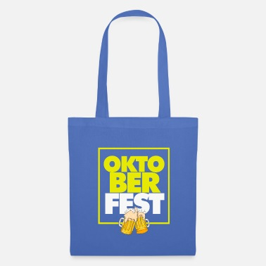 Upper Bavaria Oktoberfest - Tote Bag