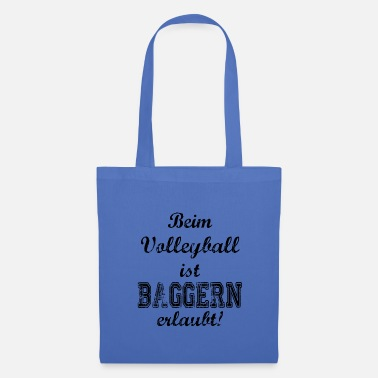 Drague Sport: volleyball drague - Tote Bag
