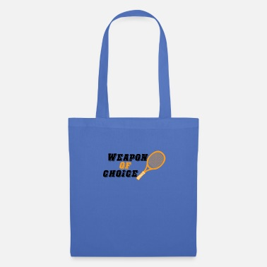 Rete Tennis Fan Tennis Tennis Player Regalo - Borsa di stoffa