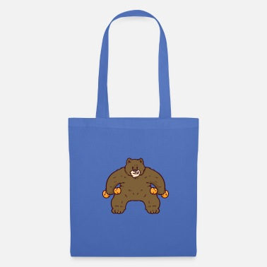 Agressif Ours agressif - Tote Bag