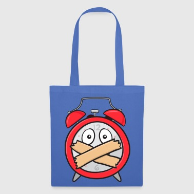 Bad Alarm Clock - Tote Bag