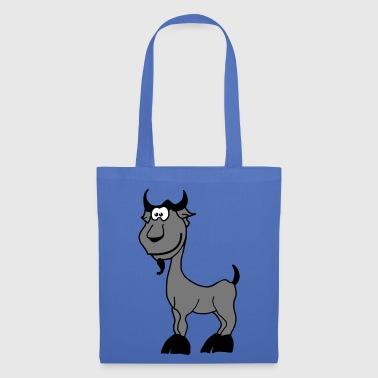 Chèvre Signe zodiacal comique animal - Tote Bag