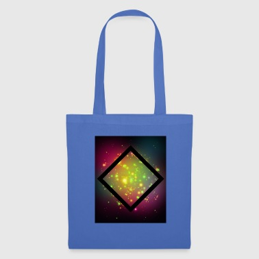 Square Rhombus, galaxy, rectangle, hipster, triangle - Tote Bag
