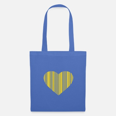 Love barcode love - Tote Bag