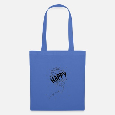 Bday BDay heureux - Tote Bag