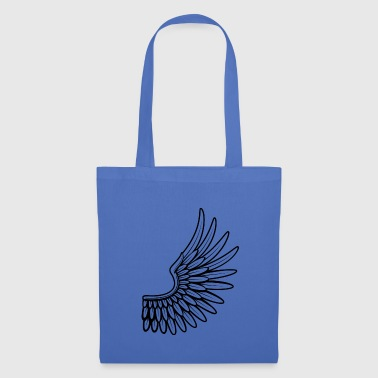 Wing wing - Tote Bag