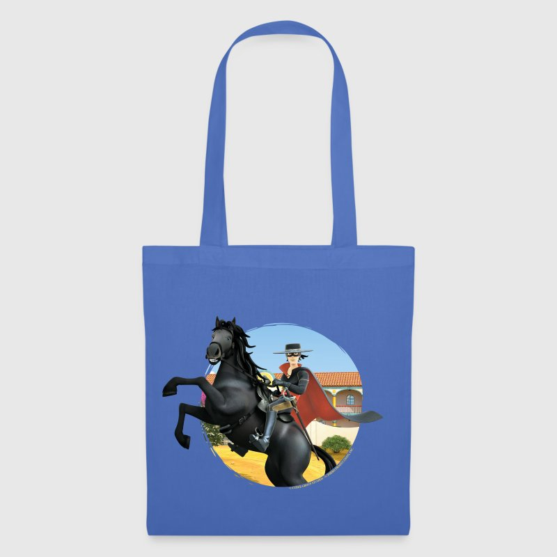 Zorro The Chronicles Riding Horse Tornado - Tote Bag