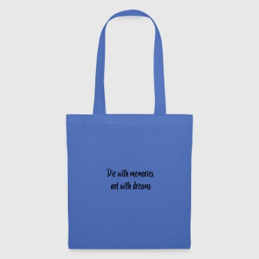 Memory The with memories ... - Tote Bag