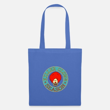 Quartiere Killer Clown - Borsa di stoffa