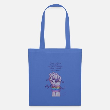 Cold Cold was - Tote Bag
