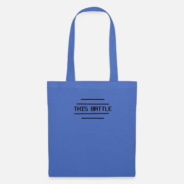 Bataille Cette bataille - Tote Bag
