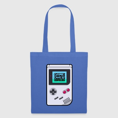 Game Boy Game Boy Game Over Bitches - Borsa di stoffa