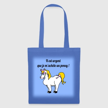 poney - Tote Bag