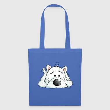 West Highland White Terrier - Hond - Tas van stof