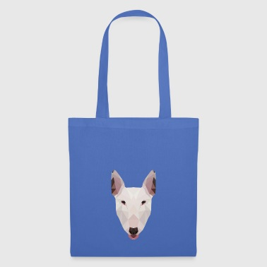 English Bull Terrier Artwork - Tote Bag