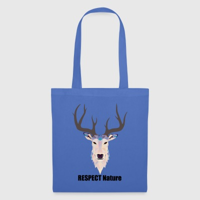 respect Nature - Tote Bag