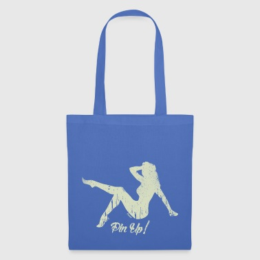 Pin Up ! (H) - Tote Bag