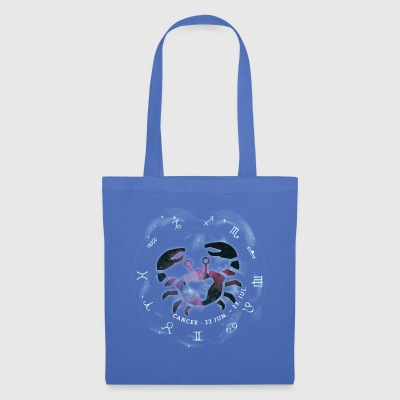 cancer Cancer Horoscope June birthday icon - Tote Bag