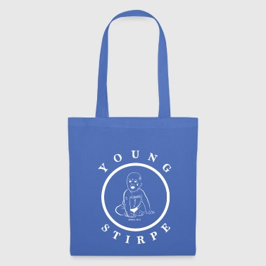 YOUNG.STIRPE - Tote Bag