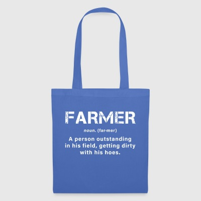 Un grand agriculteur - Tote Bag