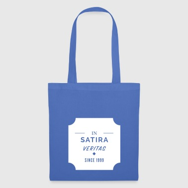 Dans Satira Veritas - Tote Bag