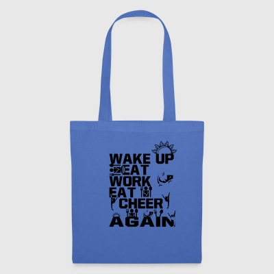 Daily routine - Tote Bag