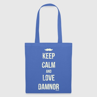 Keep calm and ... (F) - Tote Bag