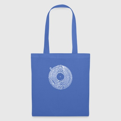 musique scratch Turntable - Tote Bag