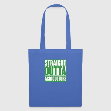 Agriculteur / PRODUCTEUR /: Straight Outta Agricult - Tote Bag