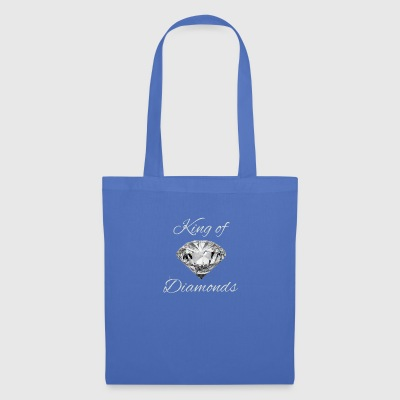 King of Diamonds - Tote Bag