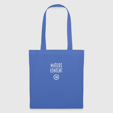 contenu adulte - Tote Bag