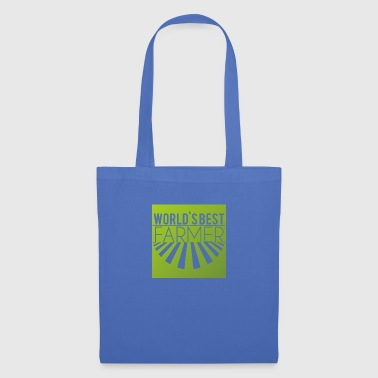 Farmer / Farmer / Farmer: World's Best Farmer - Tote Bag