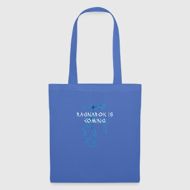 Vikings: Ragnarok Is Coming - Tote Bag