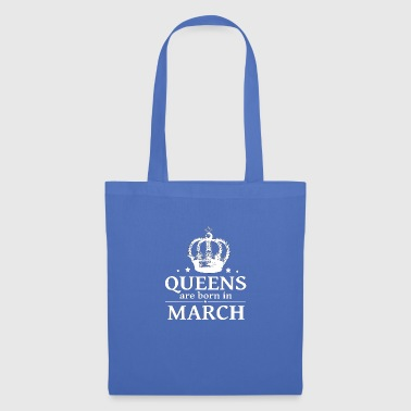 March Queen - Tote Bag
