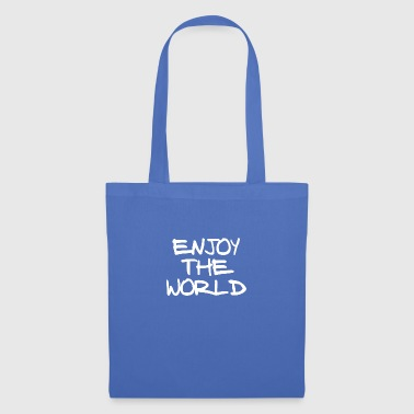 ENJOY THE WORLD - Tote Bag