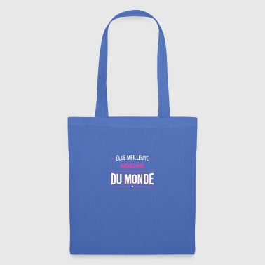 Indienne t shirt drole pour Indienne - Tote Bag