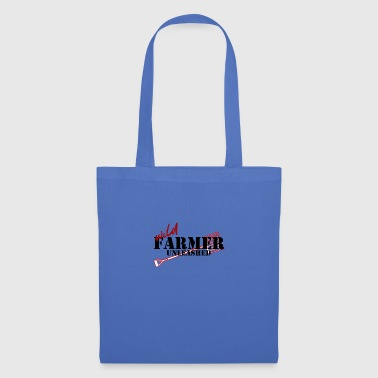 Farmer / Farmer / Farmer: Farmer Wild Unleashed - Tote Bag