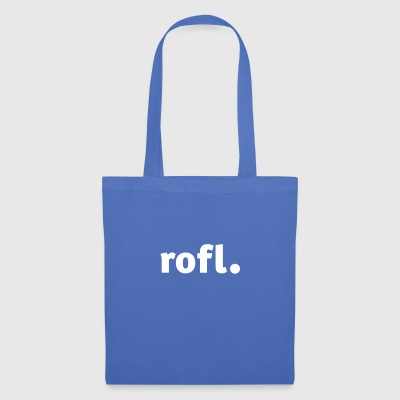 Rolling On The Floor Laughing - Tote Bag