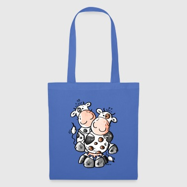 Vaches Peluches - Vache - Tote Bag