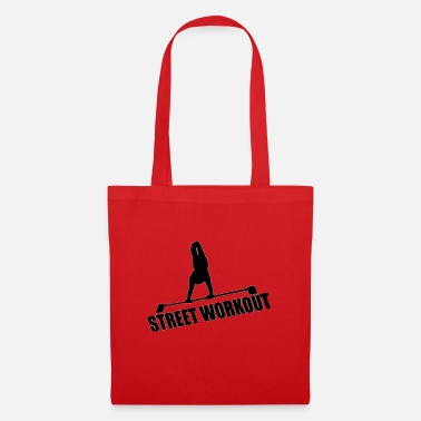 Workout LOGO STREET WORKOUT - Tote Bag