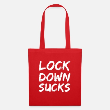 Lockdown sucks - Tote Bag