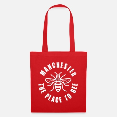 Manchester Manchester - The Place to BEE - Tote Bag