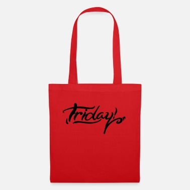Friday Friday - Tote Bag