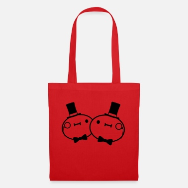 Ansigt Team 2 venner par sir - Mulepose