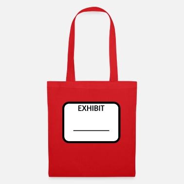 Crime Scene Exhibit - Tote Bag
