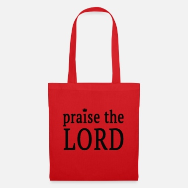 Praise the LORD - Tote Bag