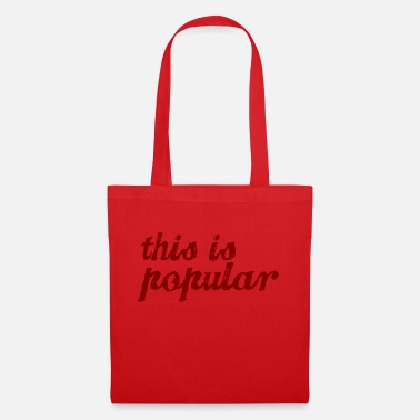 Popular this is popular - Tote Bag