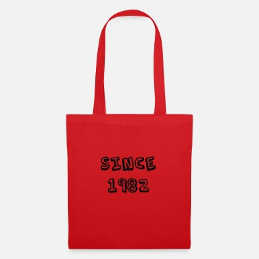 Since Since 1982 - Tote Bag