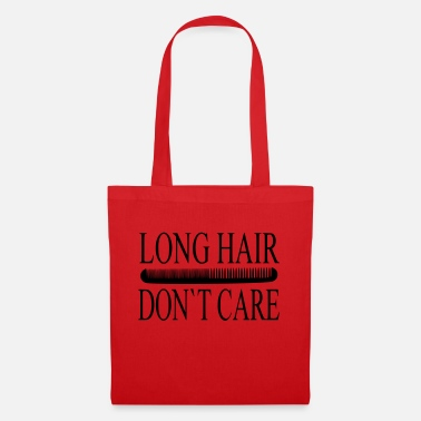 Long Hair Long hair - Tote Bag