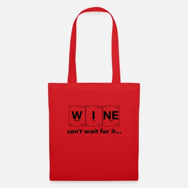 Element wine elements - wine elements - Tote Bag